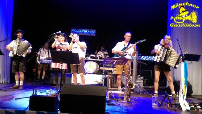Oktoberfest band, Partyband aus München Bayern