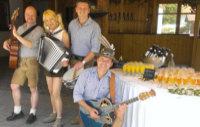 bayrische Hochzeitsband München