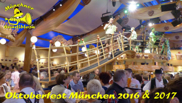 Oktoberfestband, Oktoberfest band, Gaudiblosn