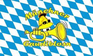 Logo Oktoberfestband Gaudiblosn