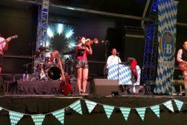 Abu Dhabi Oktoberfest band gaudiblosn