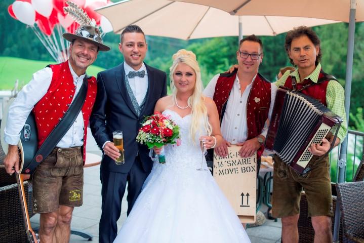 Hochzeitsband Hochzeit