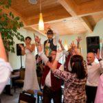 Hochzeitsband Partyband Brautstehlen