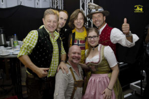 Jürgen-Drews-gaudiblosn oktoberfestband