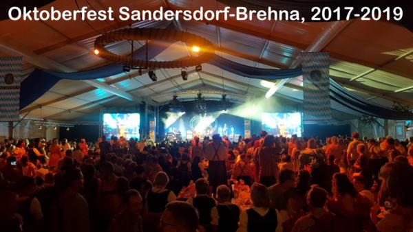 oktoberfest band in sundersdorf-brehna