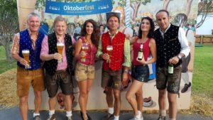 Vila Vita Oktoberfest Portugal Erdinger Oktoberfestband