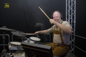 german-octoberfest-band-drummer