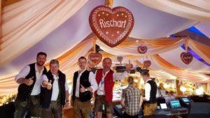 original münchner oktoberfestband gaudiblosn